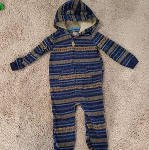 NWOT Carter's size 2t sleeper/jumper